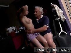 Teen sluts fucking old men horny senior bruce catches s