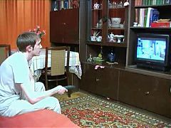 Not my son let s do some thing better than watching tv